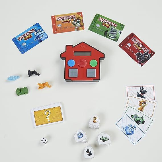 Hasbro Monopoly Junior Electronic Banking - Juego de tablero ...