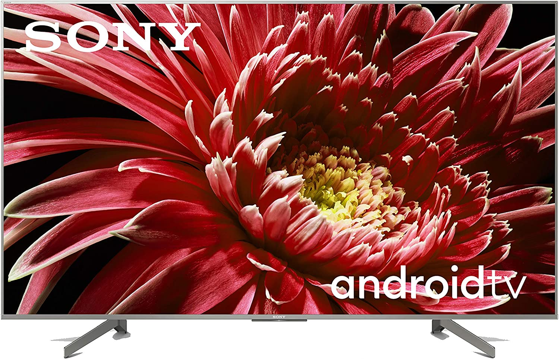 Sony KD-65XG8577 - Televisor 4K, HDR, Android TV, procesador X1, Acoustic Multi-Audio, Triluminos, Asistente de Google, Alexa, Dolby Vision, Dolby Atmos, Recomendado por Netflix: Amazon.es: Electrónica