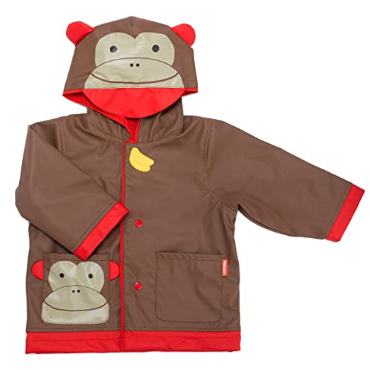 Amazon.com: Impermeable Zoo de Skip Hop. Modelo mono ...