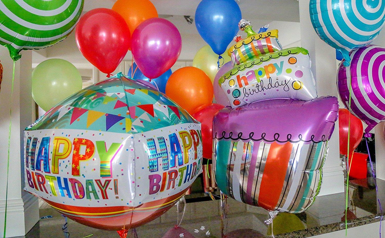 Decorazioni Per Feste Di Compleanno Roma : Palloncini buon compleanno decorazioni per feste di compleanno per