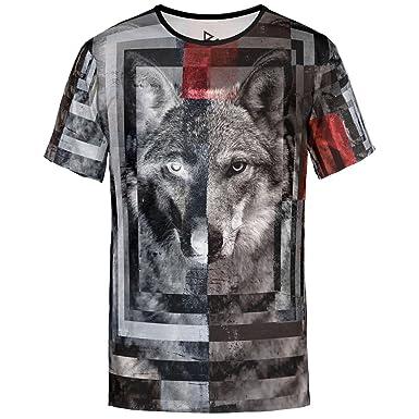 Blowhammer T-Shirt Herren - Neg Star  Amazon.de  Bekleidung e134c09ef4