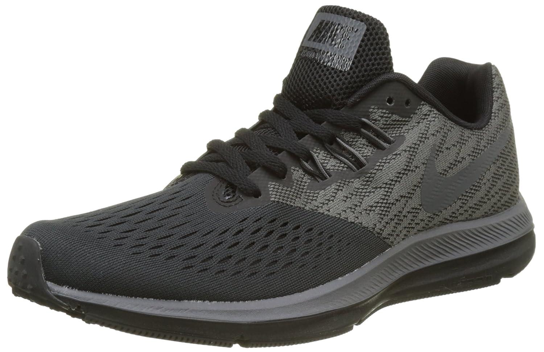 MultiCouleure (Anthracite Dark gris noir 007) 47 EU Nike Zoom Winflo 4, Chaussures de FonctionneHommest Compétition Homme