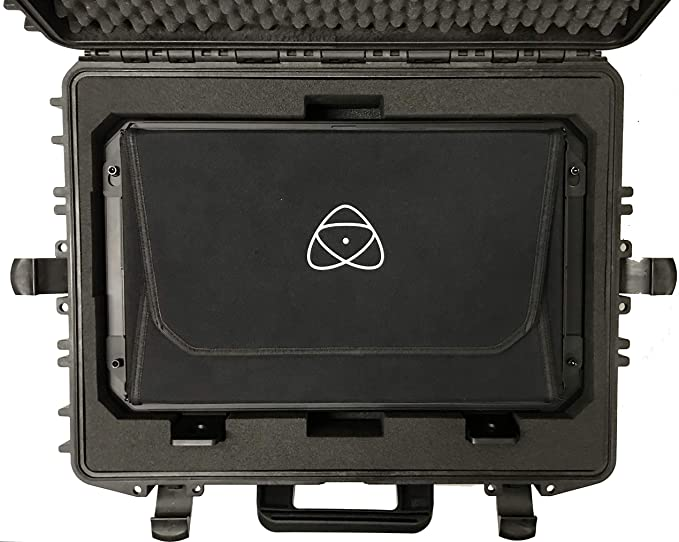 Mc Cases Koffer Für Atomos Sumo 19 Monitor Koffer Kamera