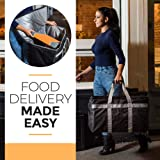 Commercial Quality Food Delivery Bag–Leak