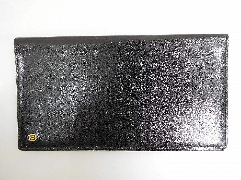 [カルティエ] Cartier 手帳カバー レザー X12087 中古 B01I52DLFA