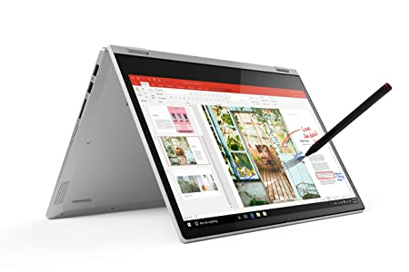 Buy Lenovo Ideapad C340 81TK007YIN 14-inch FHD 2 in 1 Convertible Laptop  (10th Gen I5 10210U/8GB/512GB SSD/Windows 10/Microsoft Office 2019/NVIDIA  MX230 2GB Graphics), Platinum Online at Low Prices in India - Amazon.in
