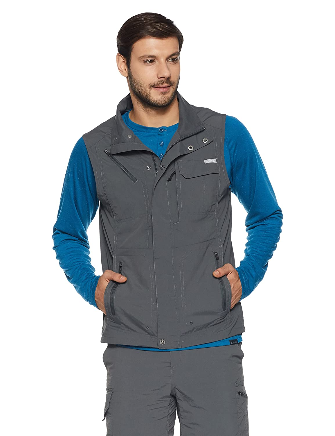 Columbia Men's Silver Ridge Vest Columbia Apparel Mens AM1049