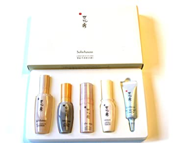 Amazon.com : Sulwhasoo Luminature Kit (5 Items) : Skin Care Product Sets : Beauty
