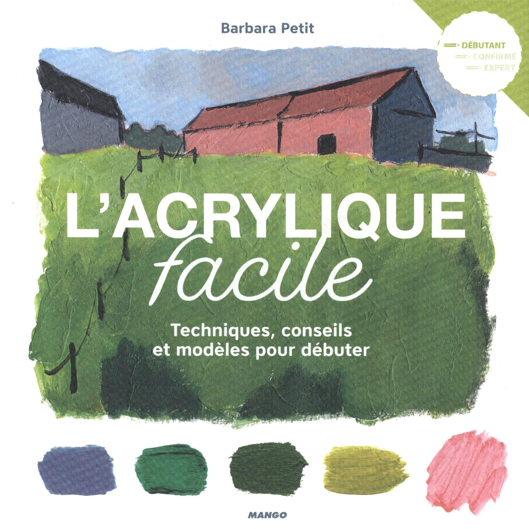 Lacrylique Facile Techniques Conseils Et Modèles Pour Débuter