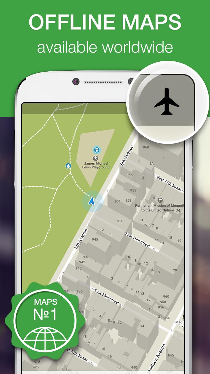 MAPS ME — Offline Maps and Navigation