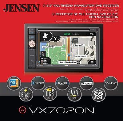 Jensen VX7020N
