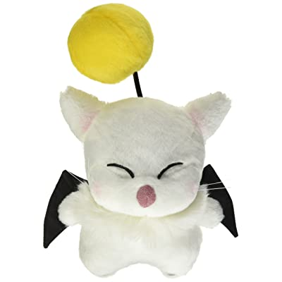 Square Enix Final Fantasy XIV Kuplu Kopo Moogle Stuffed Plush: Toys & Games
