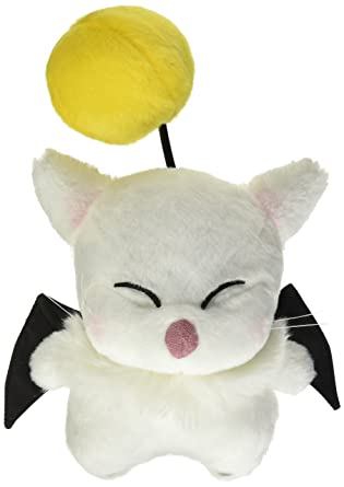 Kuplu Kopo - Final Fantasy XIV Stuffed Moogle - Peluche [Importación Italiana]