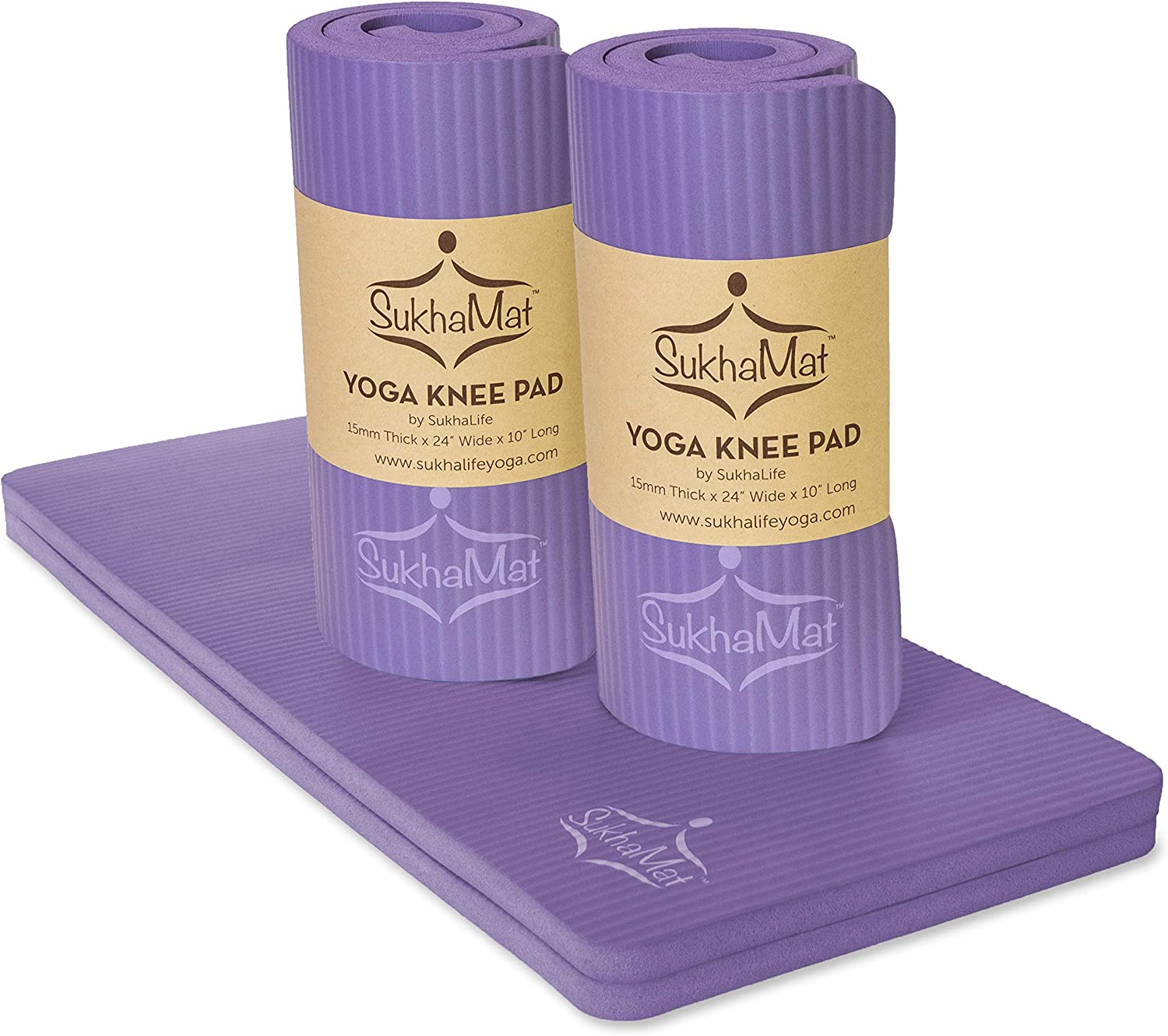 Sukhamat Yoga High quality Knee excellence Pad Cushion – Best Exercise Pa America's