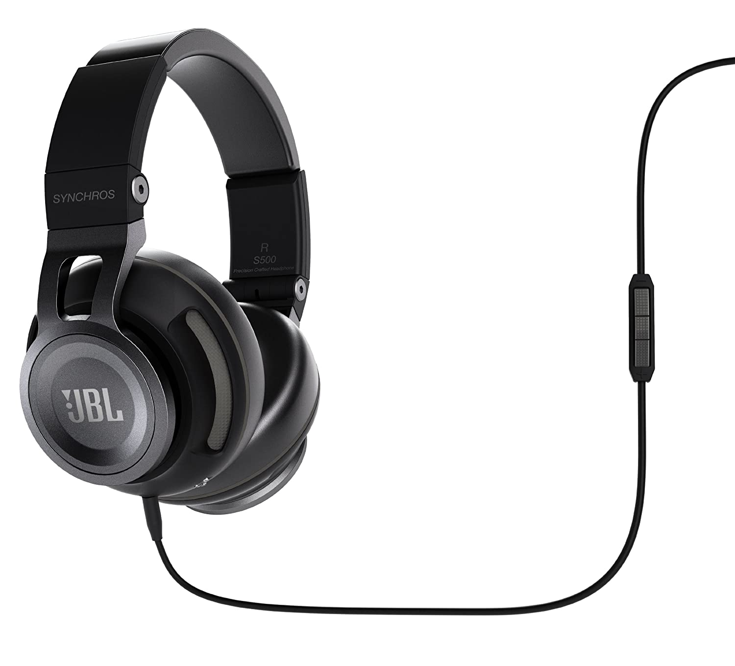 JBL Synchros S500 Powered Over-Ear Stereo Headphones Reviews in 2020 1