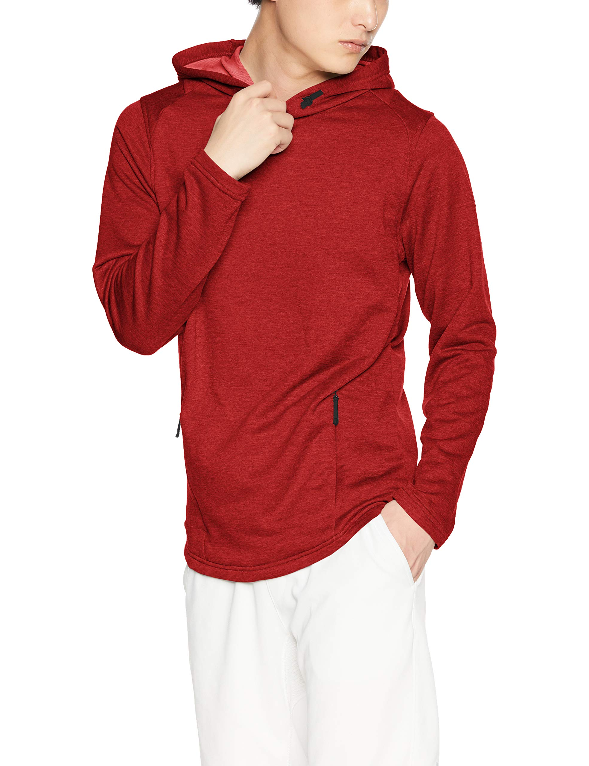Under Armour Men's MK-1 Terry Hoodie, Pierce (629)/Graphite, Large by Under Armour