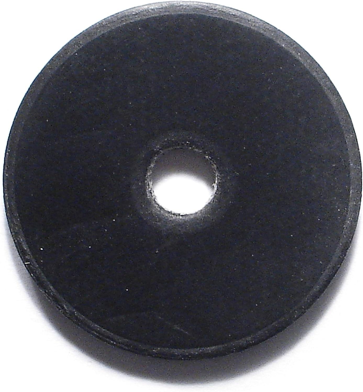 "Hard-to-Find Fastener 14973211813 Rubber Washer, 1/4 x 1-1/4"", 8"