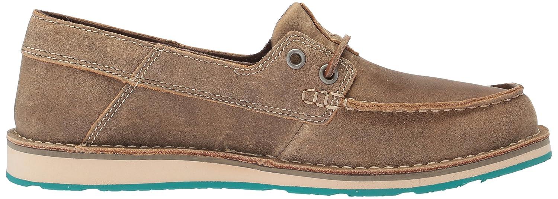 Ariat Women's Cruiser Castaway Sneaker B07121CJ9H 8.5 B(M) US|Brown Bomber