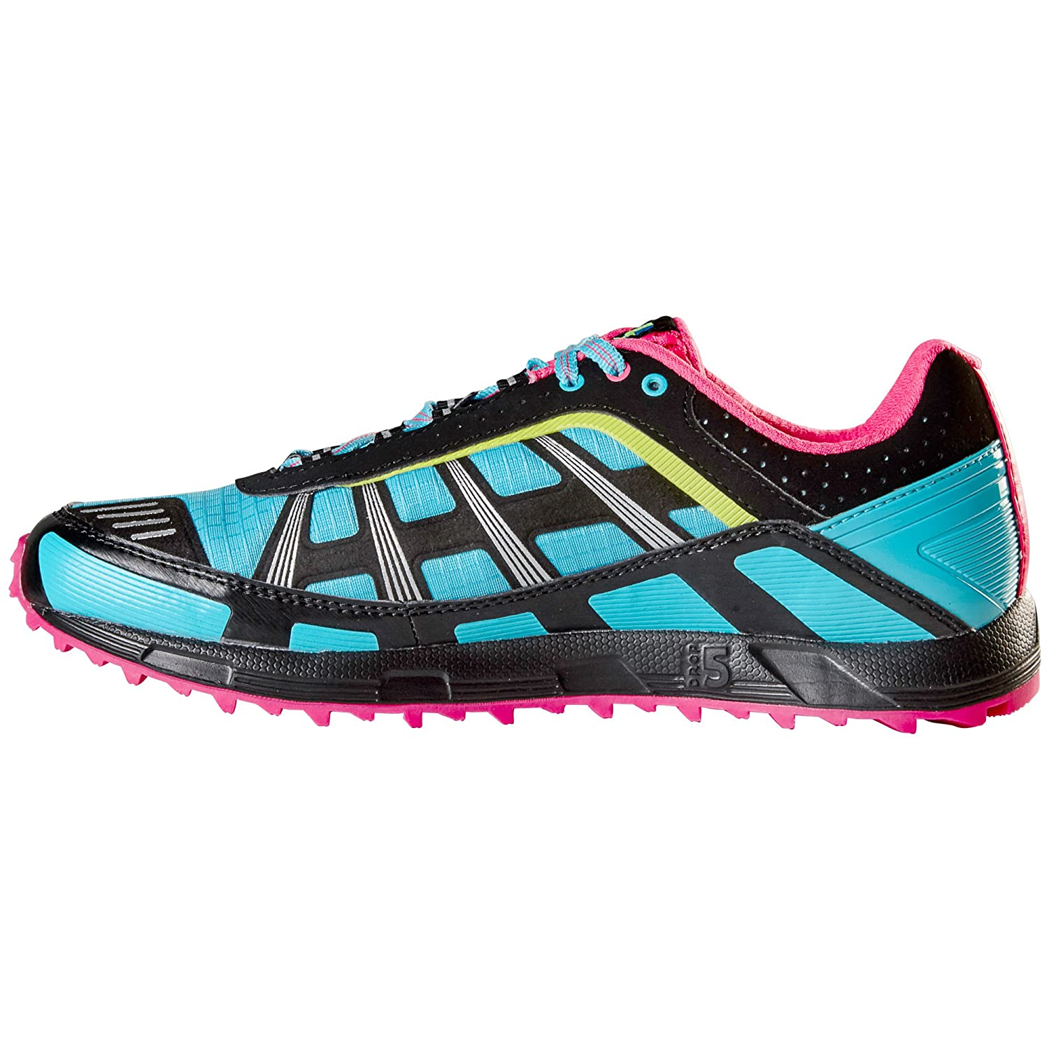 Salming Trail - T2 Women's Running Shoes - Trail SS16 B01C250W3A 7.5 B(M) US|Black 3581d9