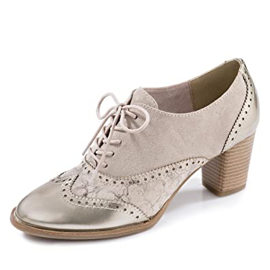 Marco Tozzi Pacco Trotteur, Groesse 39, Beige