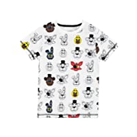 Five Nights At Freddys T-Shirt Garçon