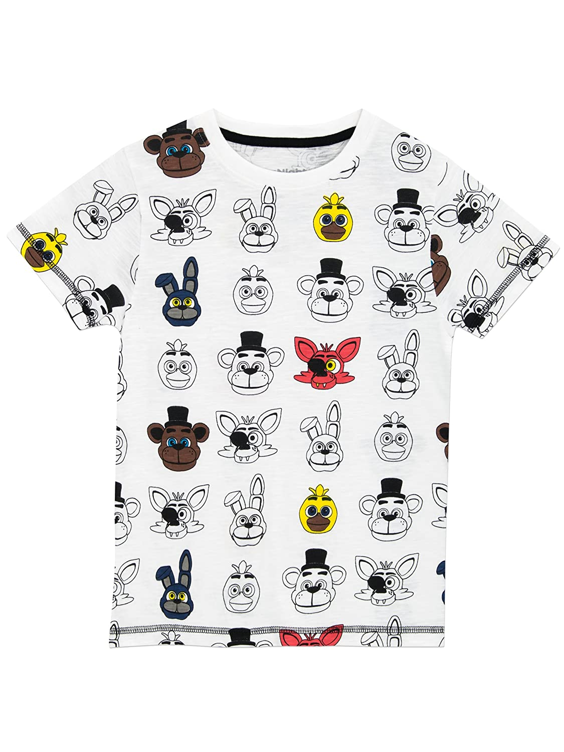 Five Nights At Freddy's Boys Five Nights At Freddy's T-Shirt