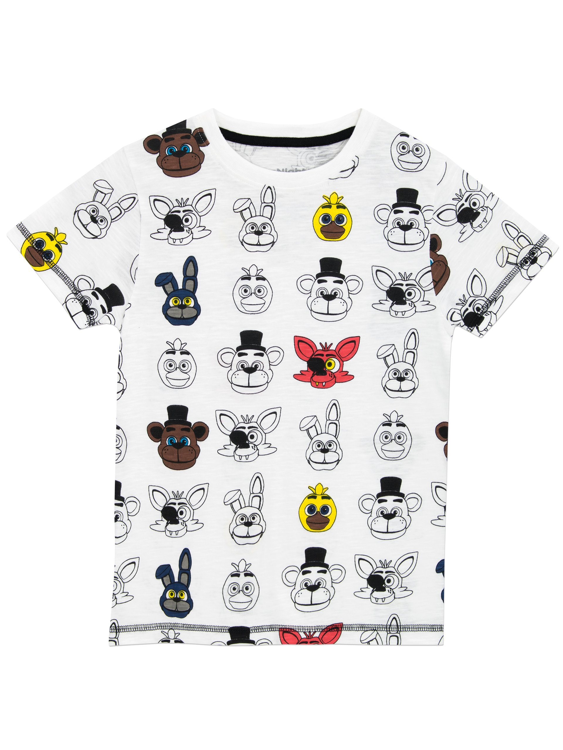 Five Nights At Freddy's Boys' Five Nights At Freddy's T-shirt 10 by Five Nights at Freddys