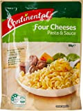 Continental Pasta & Sauce Four Cheeses 100G
