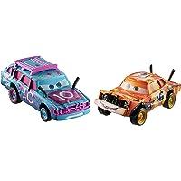 Disney Cars 3 2 Pixar-3 Blind Spot and Pushover Vehicle, 2 Pack