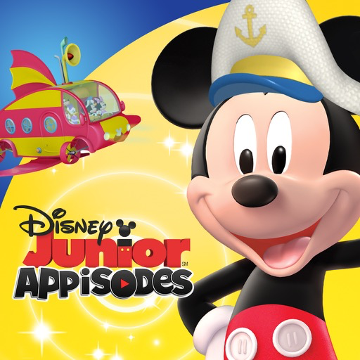 Sea Captain Mickey - Mickey Mouse Clubhouse - Disney Junior Appisodes (Mickey Mouse Clubhouse Games compare prices)