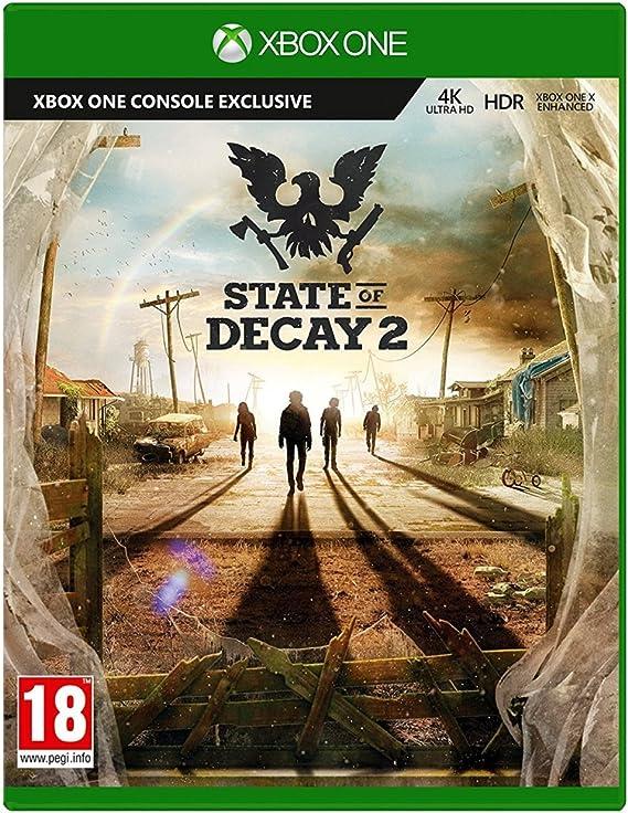 State of Decay 2 – Xbox One [Importación inglesa]: Amazon.es ...