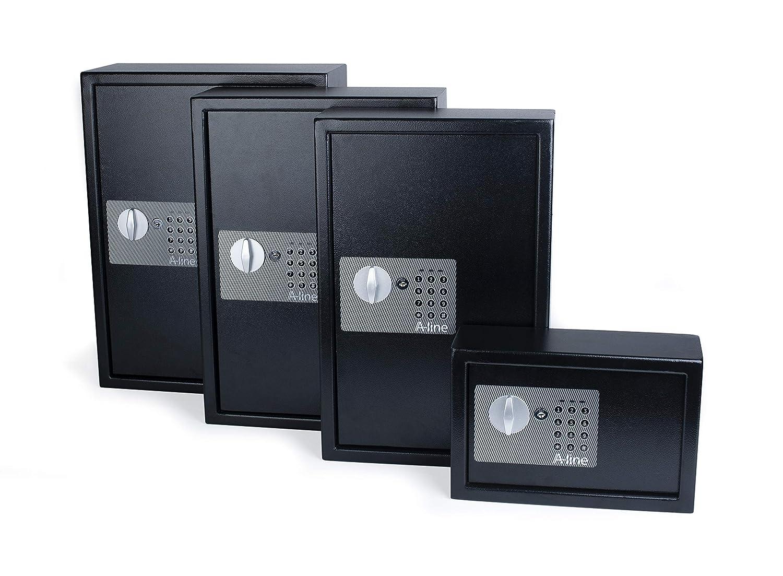 A-LINE 8010851 Armario electr/ónico Resistente para 150 Llaves