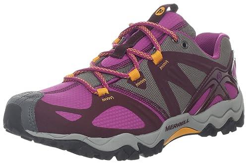 Merrell GRASSBOW SPORT J48358 - Zapatillas de montaña para mujer, color rosa, talla 37: Amazon.es: Zapatos y complementos