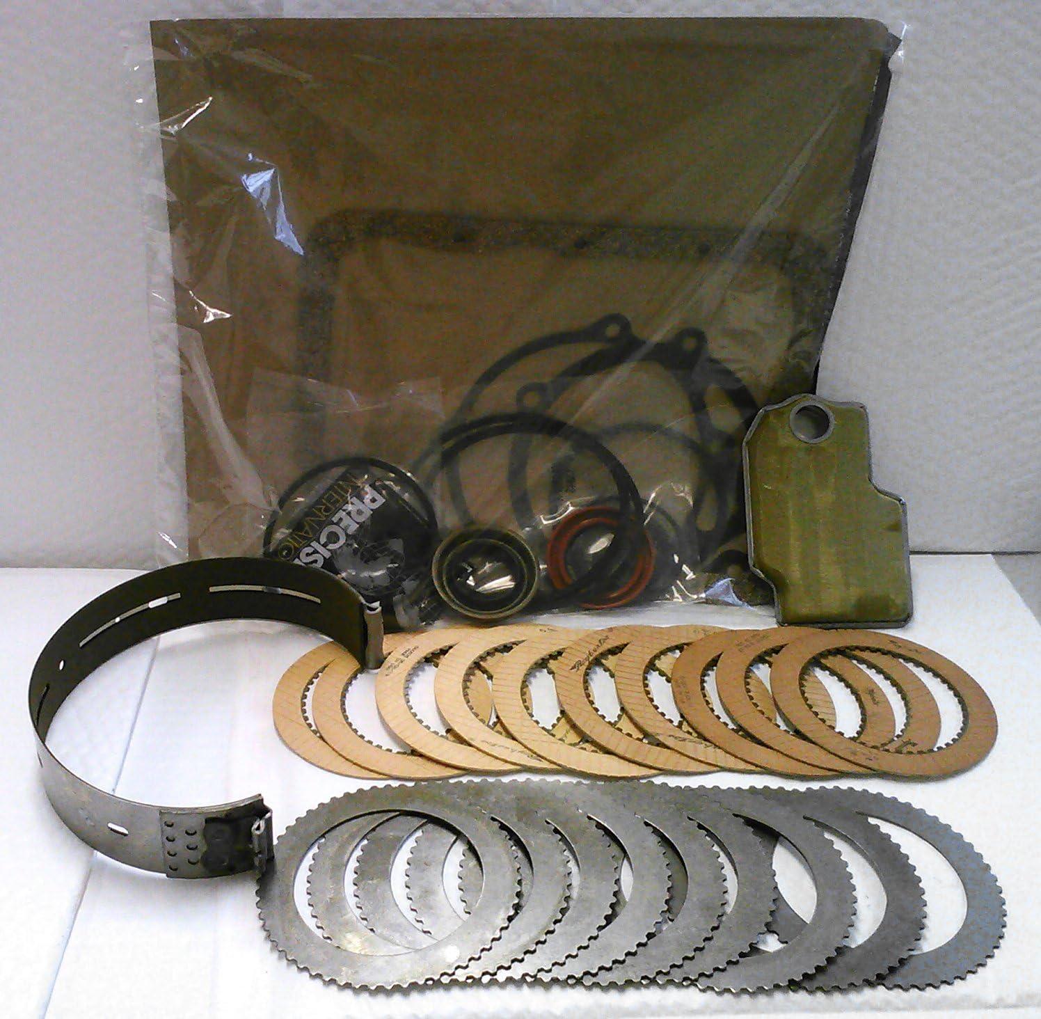 FMX Transmission Gasket and Seal Rebuild Kit 1968-1981 fits Ford