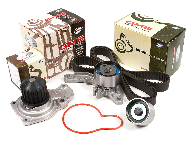Evergreen Tbk265lwp2 03 08 24l Dodge Neon Chrysler Pt Srt 4 Timing Belt Cruiser Turbo B G Kit Gmb Water Pump Automotive