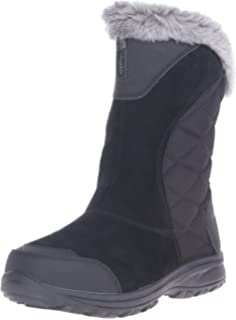1d324243d05 Amazon.com  Columbia Women s Ice Maiden II Insulated Snow Boot  Shoes