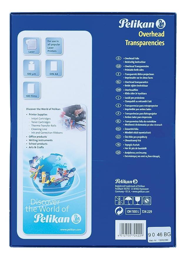 Pelikan OH100L printing film