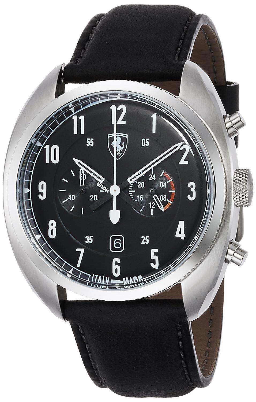 [スクーデリア フェラーリ ウォッチ]Scuderia Ferrari Watch 腕時計 FORMULA ITALIA 0830154 メンズ 【正規輸入品】 B00NVJVI6M