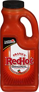 product image for Frank's RedHot Original Cayenne Pepper Sauce, 32 fl oz