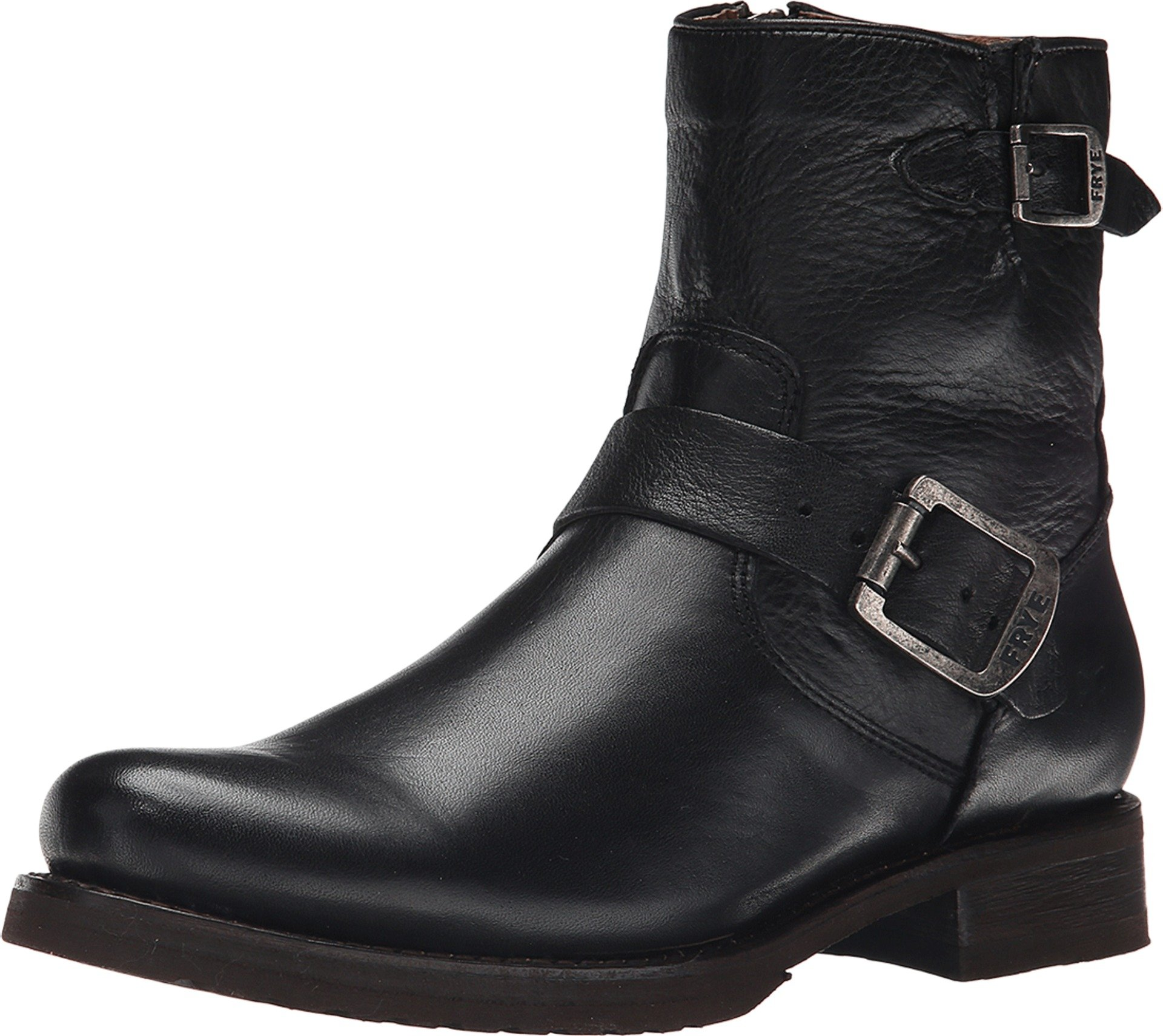 Frye Veronica 6'' Shortie Women US 7 Black Boot