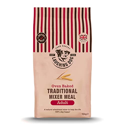 Fold Hill Laughing Dog Traditional Mixer Food, 15 Kg