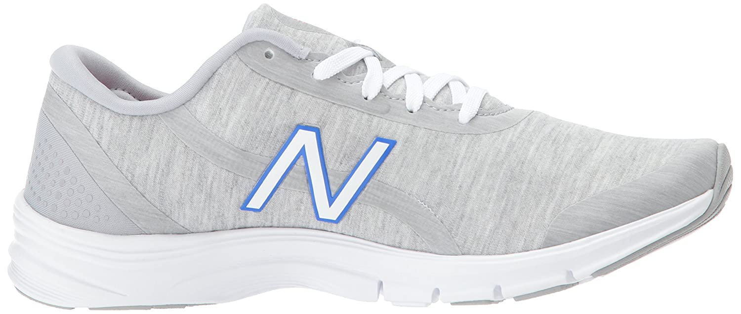New Balance Women's 8.5 711v3 Cross Trainer B01N4HPSGJ 8.5 Women's D US|Silver b67d85