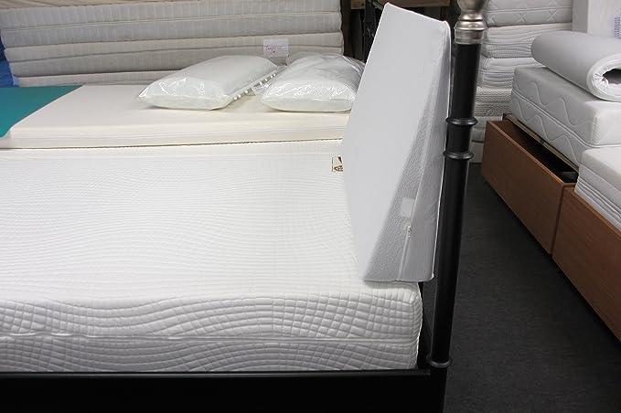 Dibapur® cuña con aloe vera colchones colchones Colchón elevador - (B 100 x T 50 x H 15 / 1cm) Cuña de posicionamiento para colchones de diseño con ...