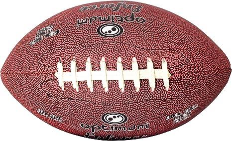 OPTIMUM Enforce - Balón de fútbol Americano, diseño de Maroon ...