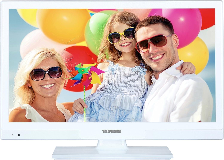 Telefunken l20h270i3 51 cm (20 Pulgadas) televisor LED (HD Ready, sintonizador Triple): Amazon.es: Electrónica
