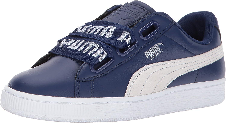 PUMA Women's Basket Heart NS Wn Sneaker