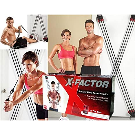 IRIS Fitness X Factor Door Gym