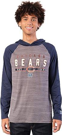 Ultra Game NFL Mens Soft Fleece Pullover Hoodie Sweatshirt