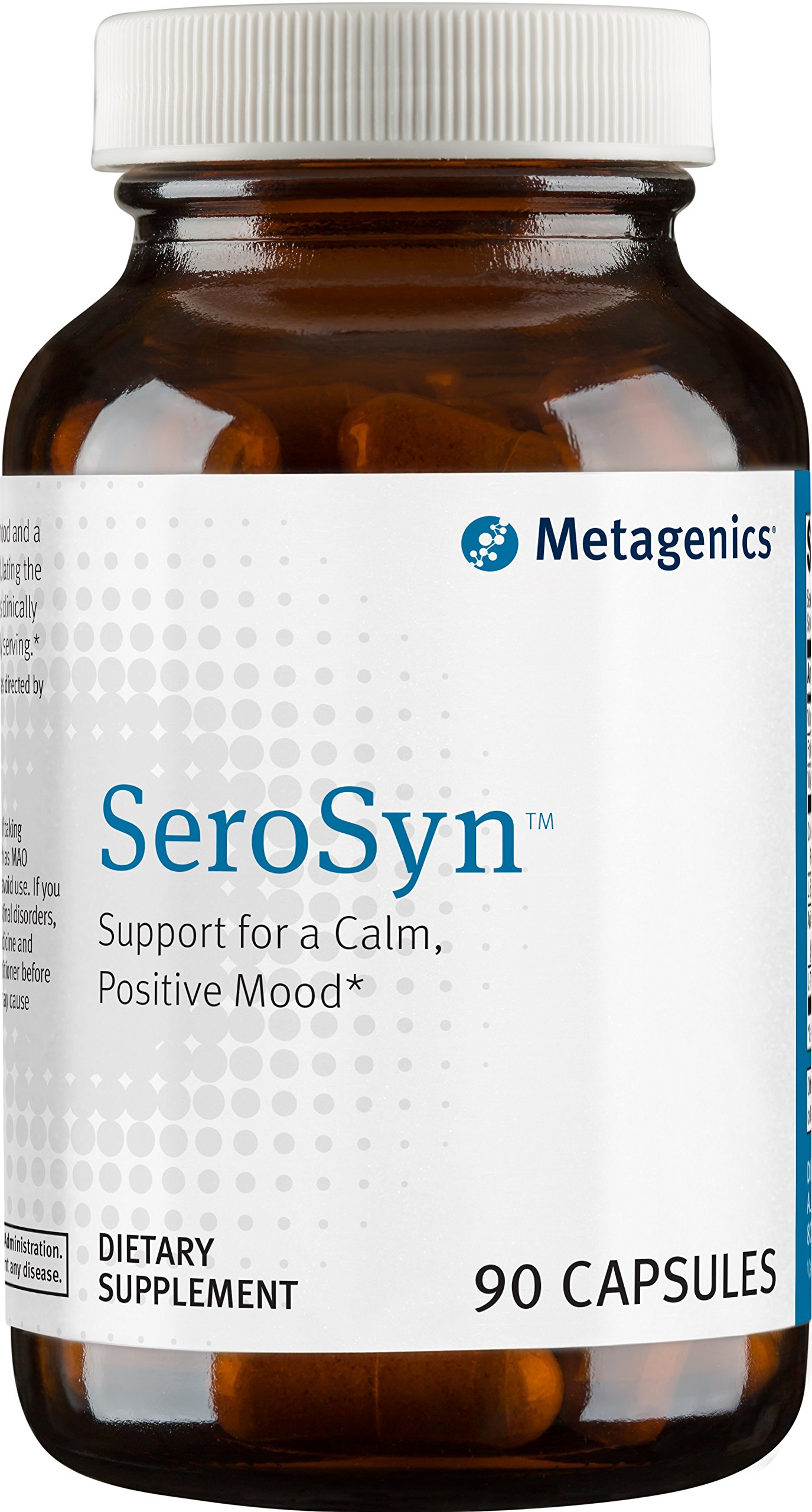 Metagenics Serosyn Supplement, 90 Count by Metagenics (Image #1)