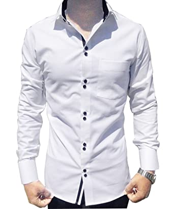 casual shirts for men,cotton material,slim fit ,new stylish trend ...